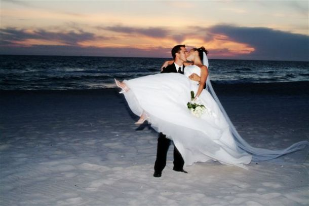 Australia beach-wedding