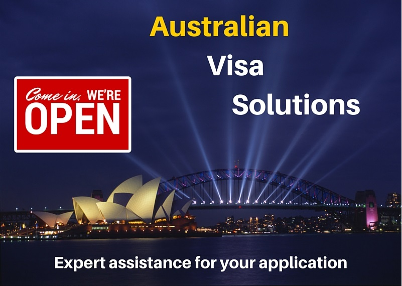 Australia Immigration Open for Business