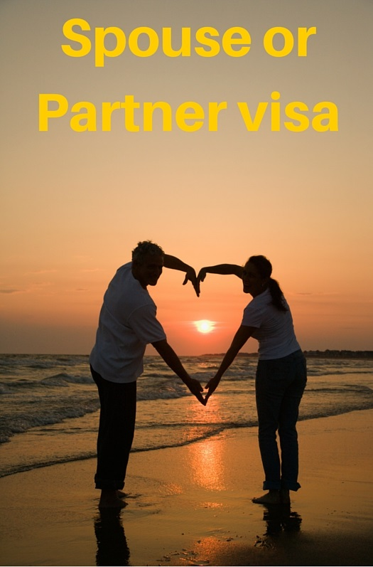 Australian spouse or partner visa